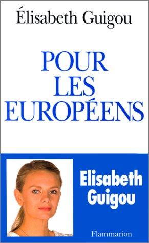 9782080669698: Pour les Européens