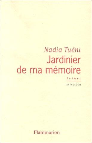 9782080676528: Jardinier de ma mémoire