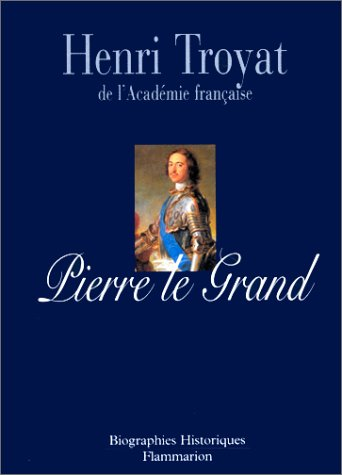 9782080676726: Pierre le Grand