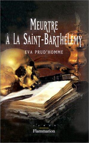 9782080677525: Meurtre � la Saint-Barth�l�my