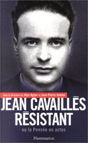 9782080679024: Jean cavailles resistant (French Edition)