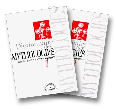 9782080679352: Dictionnaire des mythologies, 2 volumes