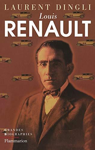 Louis Renault: Laurent Dingli