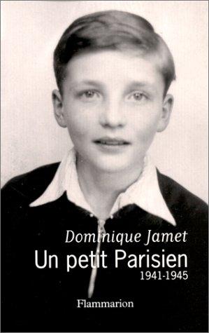 9782080679499: Un petit parisien, 1941-1945