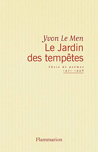 Le jardin des tempetes (French Edition): Yvon Le Men