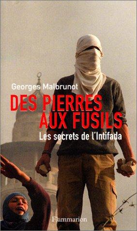 9782080683304: Des pierres aux fusils : Les Secrets de l'Intifada