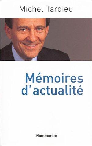 9782080683649: Mémoires d'actualité