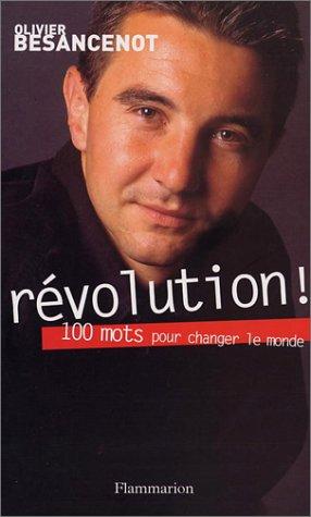9782080684271: Révolution ! : 100 mots pour changer le monde