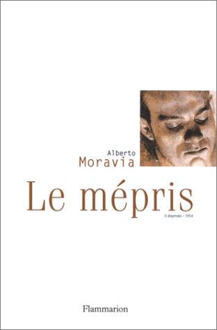 Le Mépris: Alberto Moravia