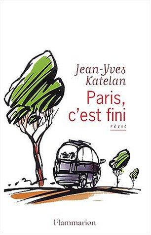 9782080685063: Paris, c'est fini