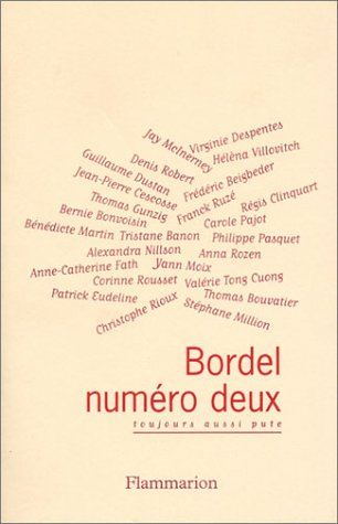 9782080686114: Bordel numero deux (French Edition)