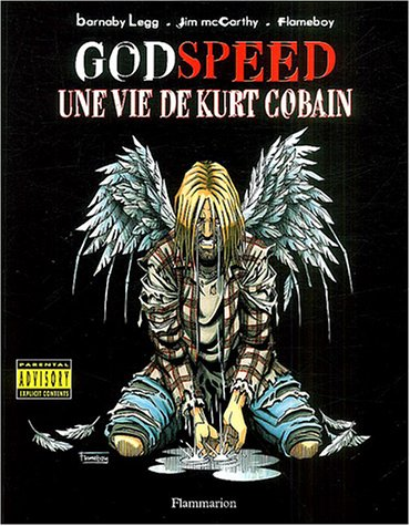 9782080686619: Godspeed The Kurt Cobain Graphic