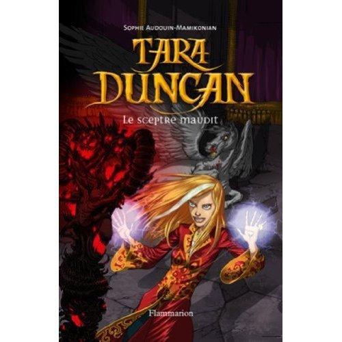 9782080687661: Tara Duncan (French): Le sceptre maudit