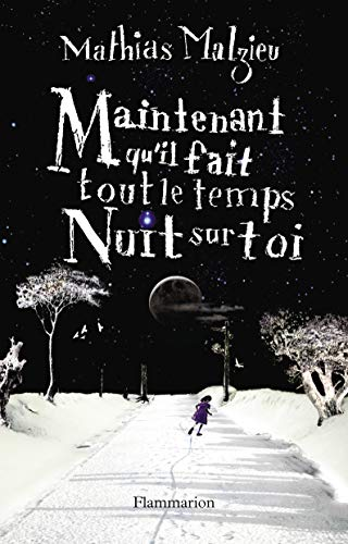 9782080688187: Maintenant qu'il fait tout le temps nuit sur toi (French Edition)