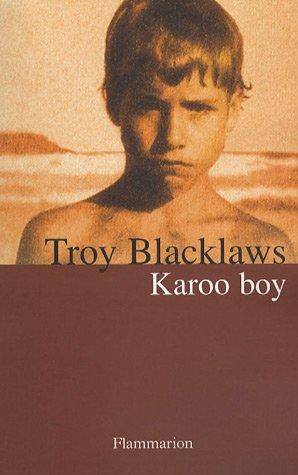 9782080688422: Karoo Boy