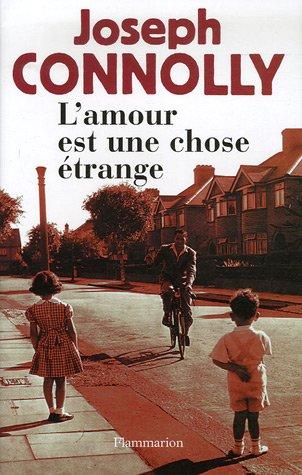 9782080689917: L'amour est une chose etrange (French Edition)