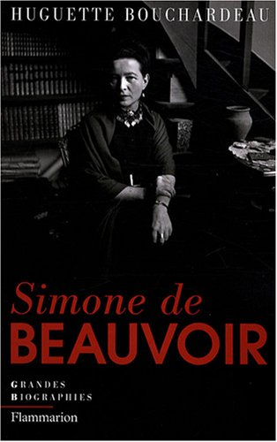 Simone de Beauvoir (French Edition): Huguette Bouchardeau