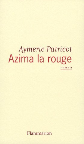 9782080690494: Azima la rouge
