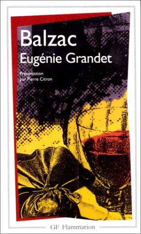 9782080700032: Eugénie Grandet (Garnier-Flammarion) (French Edition)