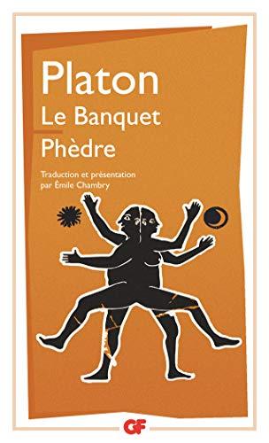 9782080700049: Le banquet suivi de Phèdre