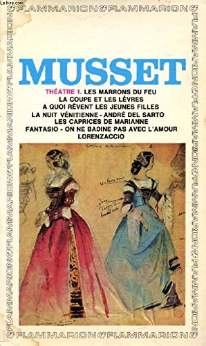 9782080700056: Theatre 1 (French Edition)