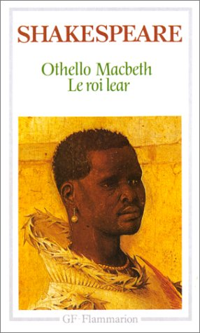 9782080700179: Othello, Le Roi Lear, Macbeth