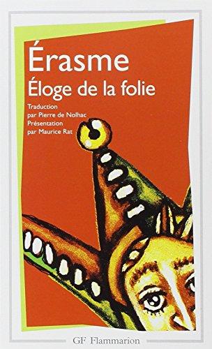 9782080700360: Eloge De La Folie (French Edition)