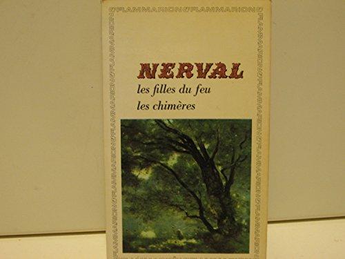 9782080700445: Les Filles Du Feu/Les Chimeres
