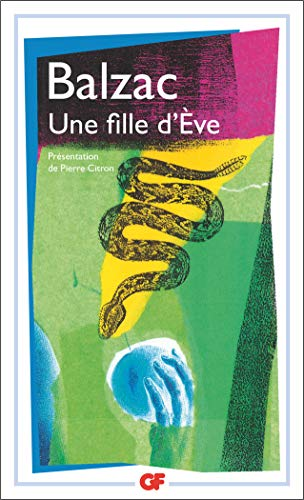 9782080700483: Une Fille D'eve (French Edition)