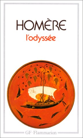 L'Odyss?e (French Edition): Hom?re, Dufour, M?d?ric,