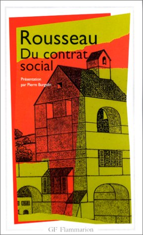 9782080700940: Du Contrat Social (French Edition)