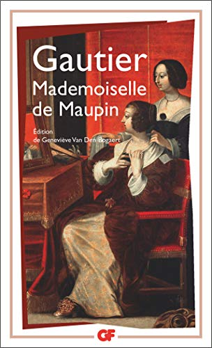 9782080701022: Mademoiselle de Maupin