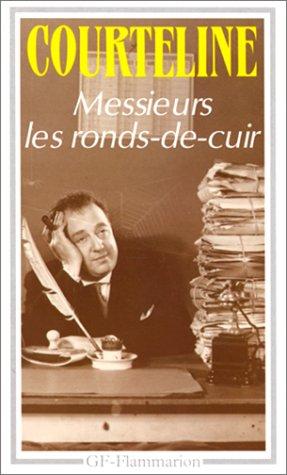 9782080701060: MESSIEURS LES RONDS-DE-CUIR
