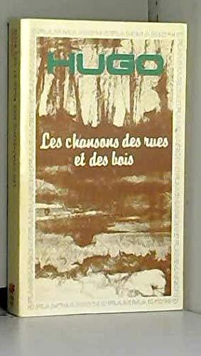 9782080701138: Les Chansons DES Rues Et DES Bois (French Edition)