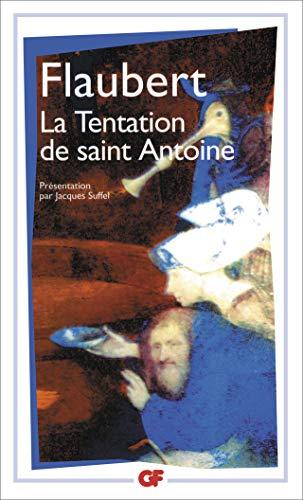 9782080701312: Tentation De Saint Antoine