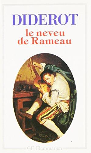 9782080701435: Le Neveu De Rameau (French Edition)