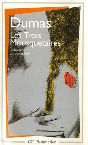 9782080701442: Les Trois Mousquetaires (French Edition)