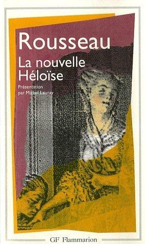 9782080701480: Julie Ou La Nouvelle Heloise (French Edition)