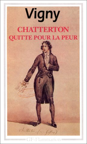 9782080701718: Chatterton (French Edition)