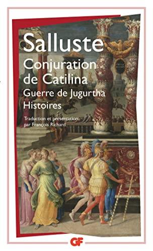 9782080701749: CONJURATION DE CATILINA : GUERRE DE JUGURTHA. HISTOIRES (GF)