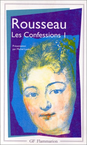 9782080701817: Les Confessions Tome 1 (French Edition)