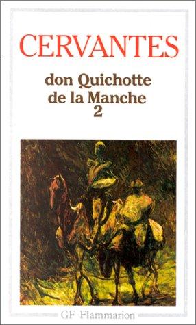 9782080701978: Don quichotte de la manche 2 (GF)