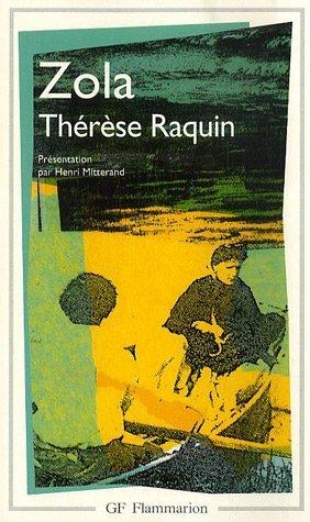 9782080702296: Therese Raquin (Garnier-Flammarion)