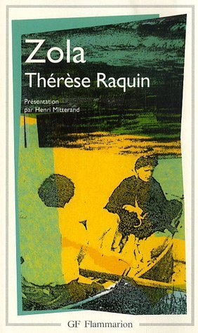 9782080702296: Therese Raquin (Garnier-Flammarion) (French Edition)