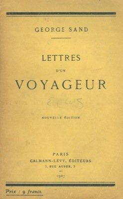9782080702418: Lettres d'un voyageur