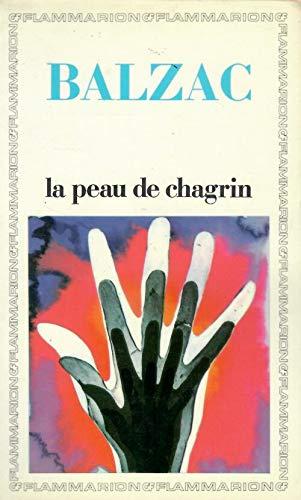 9782080702425: LA PEAU DE CHAGRIN
