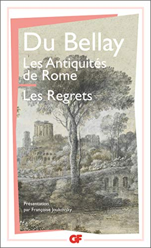 9782080702456: Les Antiquite De Rome: Les Regrets (French Edition)