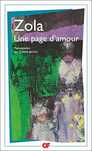 9782080702623: Une Page d'amour (GF)