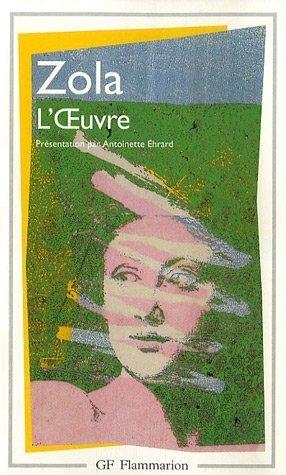 9782080702784: L'oeuvre (Littérature et civilisation) (French Edition)