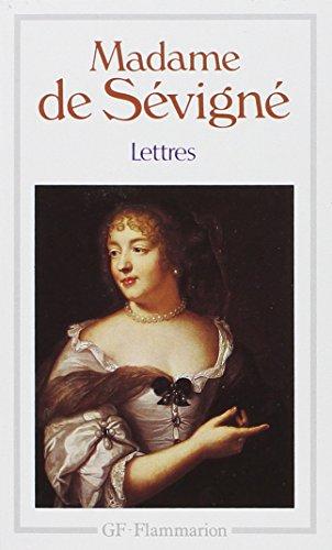 Lettres: Mme De Sevigne